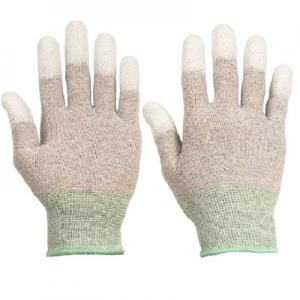 Găng tay chống tĩnh điện sợi Cacbon phủ ngón