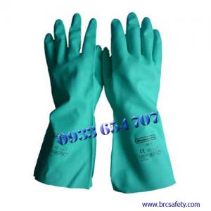 Găng tay cao su Nitrile