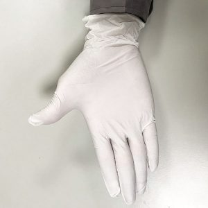 Găng tay Nitrile-Latex Shirudo 9/12 inch
