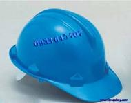 Nón bảo hộ lao động Blue Eagle HC31