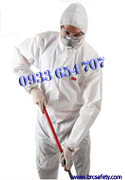 Quần áo chống hoá chất 3M
