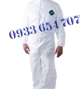 Quần áo chống hoá chất Dupont
