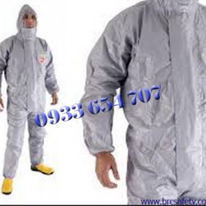 Quần áo chống hoá chất Tychem F