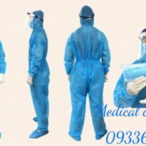 Bộ quần áo phòng dịch/ Set quần áo phòng dịch Ebisu
